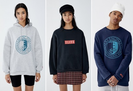 Elite Pull Bear Sudaderas