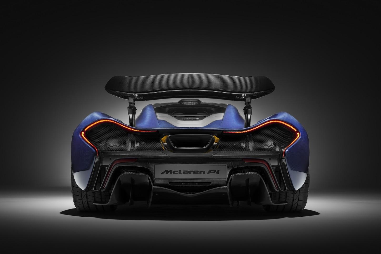 Foto de McLaren P1 MSO (6/9)