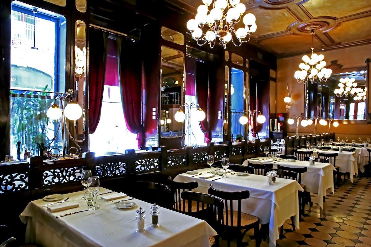 Foto de El Gran Café Restaurante (9/11)