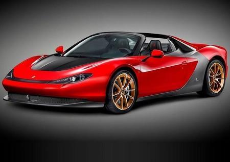 Ferrari Sergio, solo para seis afortunadas personas