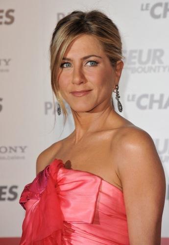 Peinados para cortes de pelo largo: Jennifer Aniston