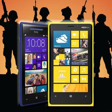 HTC Nokia