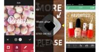 Tres aplicaciones para iOS con las que dar un toque divertido a tus fotografías