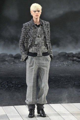 Chanel Otoño-Invierno 2011/2012 masculino