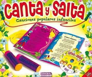 Uno de esos regalos que te alegra haber comprado: Canta y salta, canciones populares infantiles
