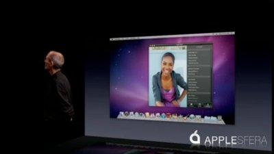 FaceTime, ya lo podemos usar entre iPhone 4 y Mac