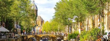 Ámsterdam tiene un plan para acabar con el turismo masivo: echar a los pobres y atraer a los ricos