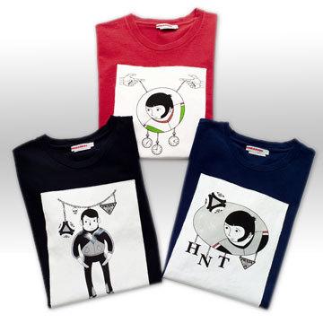 Prada Camisetas Unspoken Dialogue