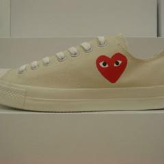 Foto 6 de 8 de la galería converse-colabora-con-comme-des-garcons-en-sus-nuevas-zapatillas en Trendencias