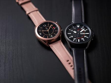 04 Galaxywatch3 Watch3 Lifestyle Image