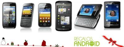 Regalos Android: smartphones económicos II, los más baratos