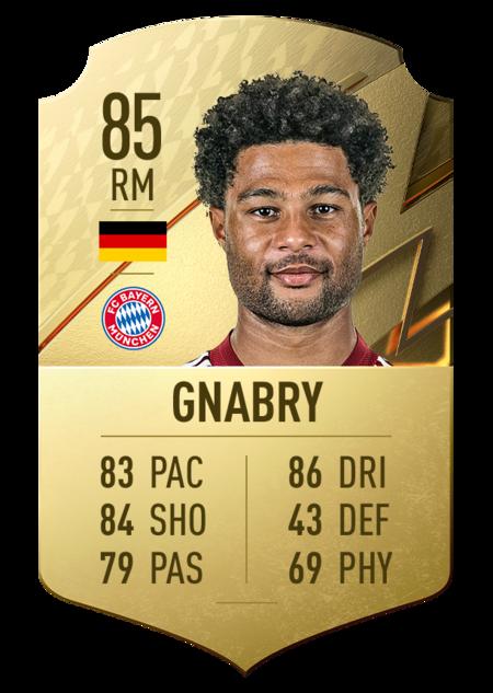 Gnabry FIFA 22