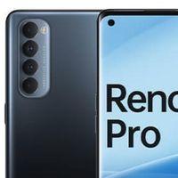 El OPPO Reno4 Pro internacional tendrá una cámara trasera más, según imágenes filtradas