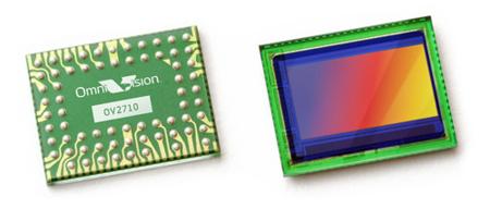 OmniVision crea un sensor para móviles capaz de grabar a 1080p
