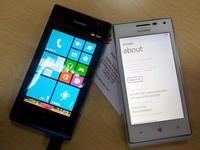El nuevo móvil con WP8 de Huawei tendria un grosor de 7.7 milímetros
