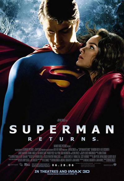 'Superman Returns', nuevo poster acompañado