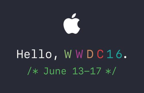 5 cosas que esperamos de la WWDC 2016 de Apple