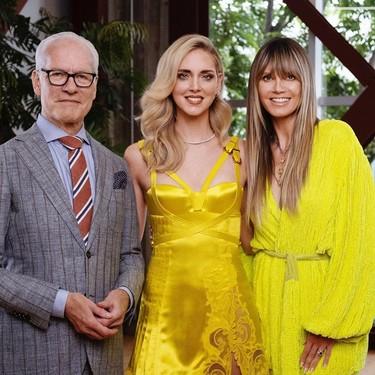 """Chiara Ferragni formará parte del jurado de """"Making the cut"""", el nuevo programa de Amazon Prime con Heidi Klum"""