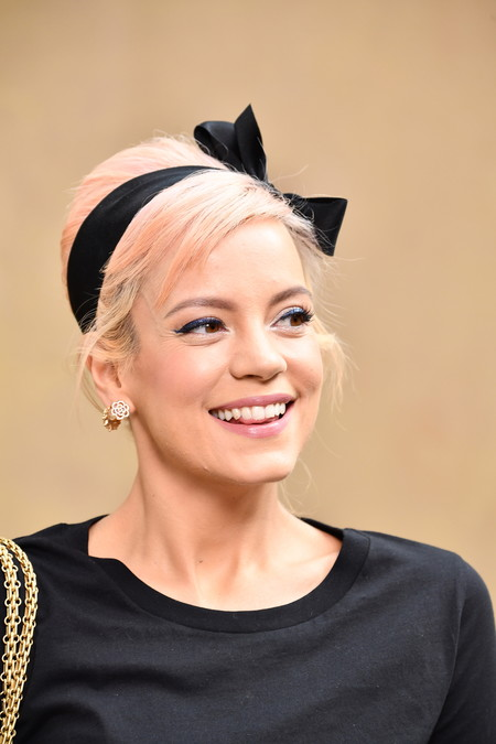 14 Lily Allen Fall Winter 2018 19 Ready To Wear Collection