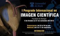 La Universidad de Alcalá prepara el I Posgrado Internacional en Imagen Científica