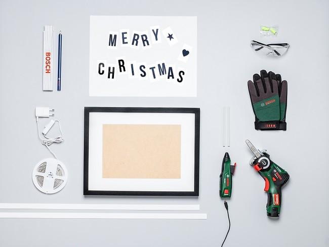 Lightbox Material Merry Christmas
