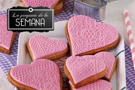 ¿Qué tenéis pensado preparar este San Valentín? La pregunta de la semana