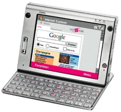 HTC Athena en exclusiva para T-Mobile