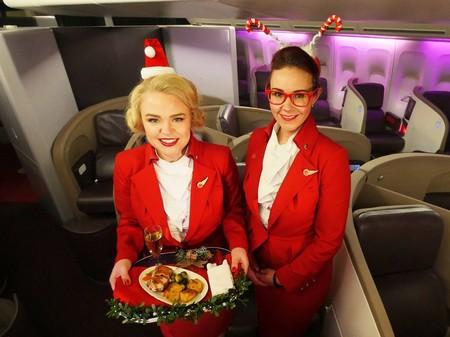 Virgin Atlantic Maquillaje No Obligatorio