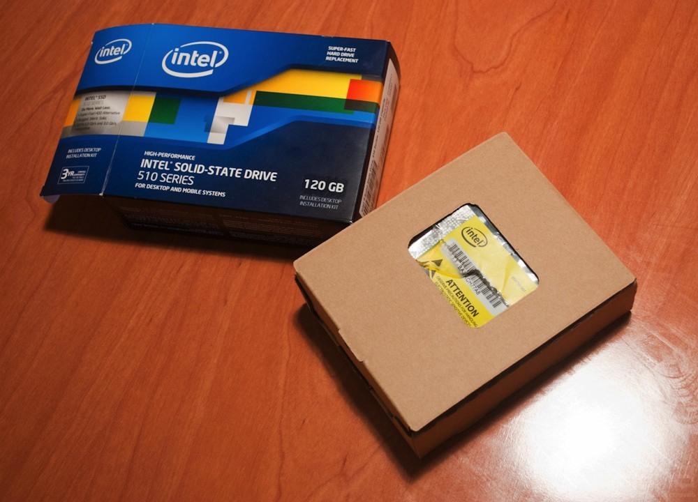 Foto de Intel SSD 510 (3/13)