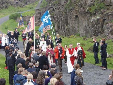 El templo dedicado a Odin, Thor o Locki se podrá visitar pronto en Islandia