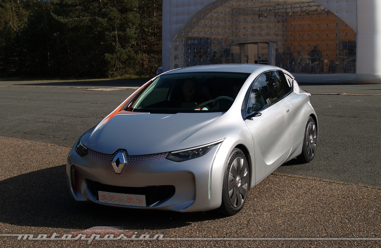 Foto de Renault Eolab (presentación) (8/30)