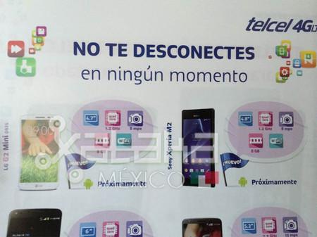 Catálogo Telcel