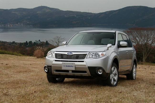 Subaru Forester (2008) JDM