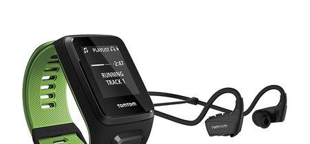 Reloj deportivo con GPS TomTom Runner 3 a su precio más bajo en Amazon: 129 euros