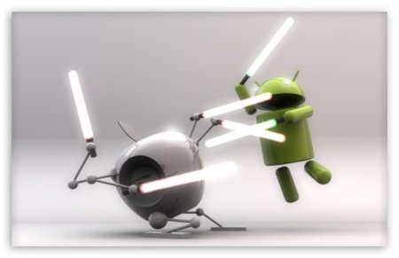 Android frente a iOS