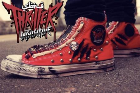 Zapatillas Converse Chuck Taylor Thriller