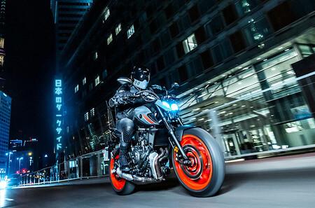 Yamaha Mt 07 2021 Precio 1