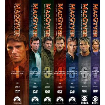 MacGyver, serie completa