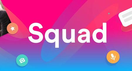 Squad: videollamadas y mientras compartes la pantalla para usar el móvil con tus amigos... a distancia