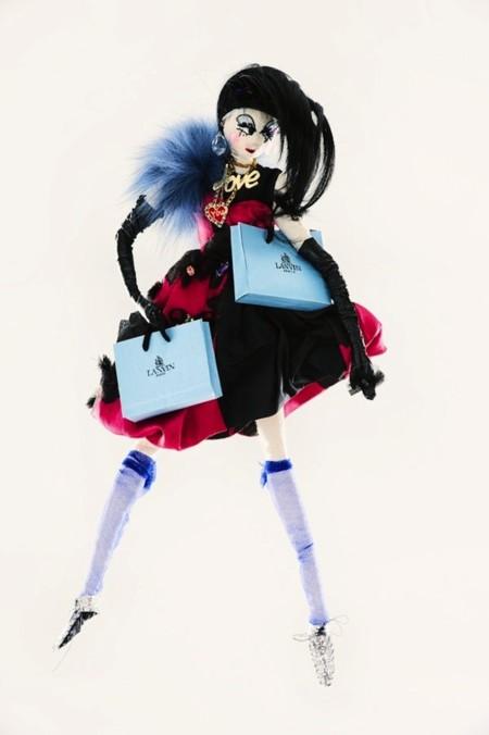 Lanvin muñeca