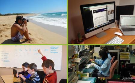 Sea en la carretera, en la playa o en el sofá, los domingos son para leer tecnología
