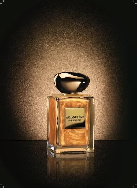 Armani Privé presenta su nuevo perfume Rose d'Arabie en edición limitada