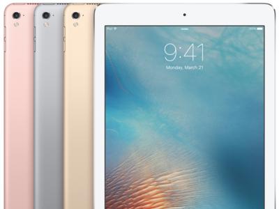 """Apple iPad Pro 9,7"""" 32GB WiFi con 170 euros de descuento y envío gratis"""