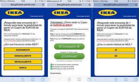 Cupon Ikea