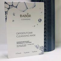 La nueva mascarilla de burbujas Oxygen Foam de Babor es la mejor limpieza facial que he probado en casa