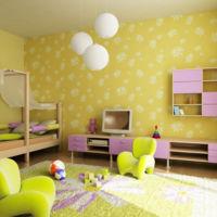 Vamos a decorar la habitación infantil Cazando Gangas
