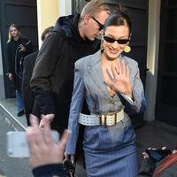 Kaia Gerber vs. Bella Hadid: dos estilos muy distintos para pasear por las calles de Milán