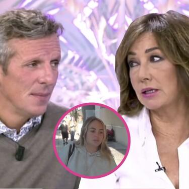Rocío Flores reaparece tras la ruptura de Antonio David Flores y Olga Moreno: divide a Joaquín Prat y Ana Rosa Quintana por su reacción ante los medios