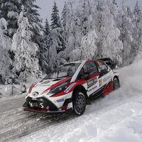 Toyota vuelve al WRC con fuerza: logra su primera victoria y es líder del mundial