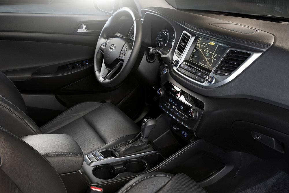 Hyundai Tucson 2016 (16/31)